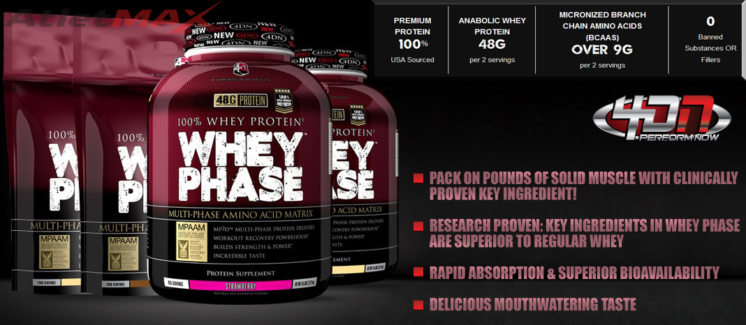 4DN Whey Phase