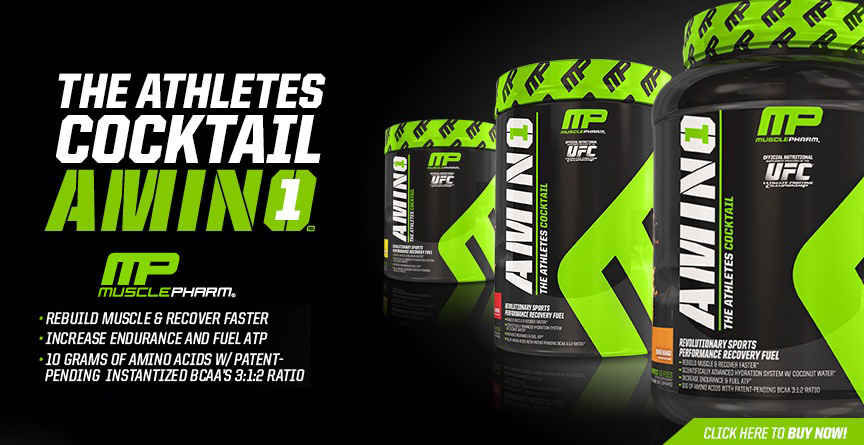 MusclePHARM AMINO 1