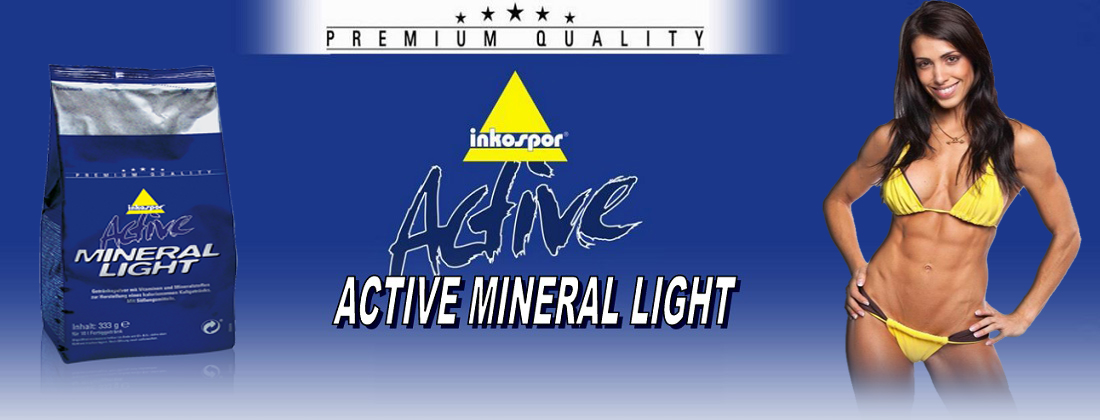 Inkospor Mineral Light